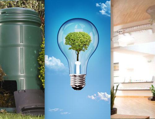 Les énergies renouvelables pour des économies d'énergie importantes.