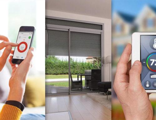 Les nouvelles technologies au service de votre confort !