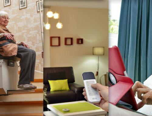 PMR et Personnes âgées : Le confort de bien vivre chez soi !