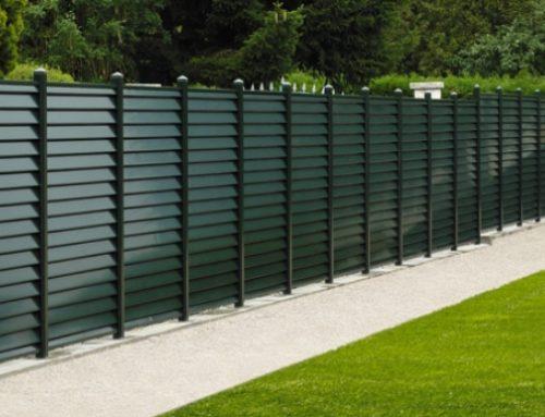 Les clôtures pour aménager son extérieur