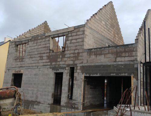 La maçonnerie, la structure de la maison